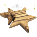 Holy Land Star Ornaments