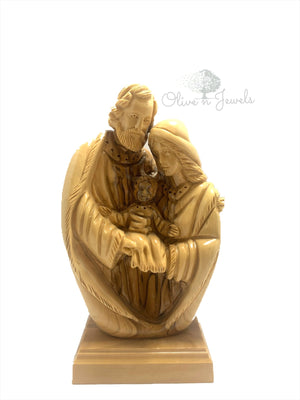 Holy Family With Base