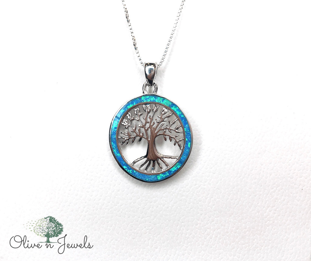 Tree Of Life Opal