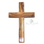 Lord Cross Plain Olive Wood