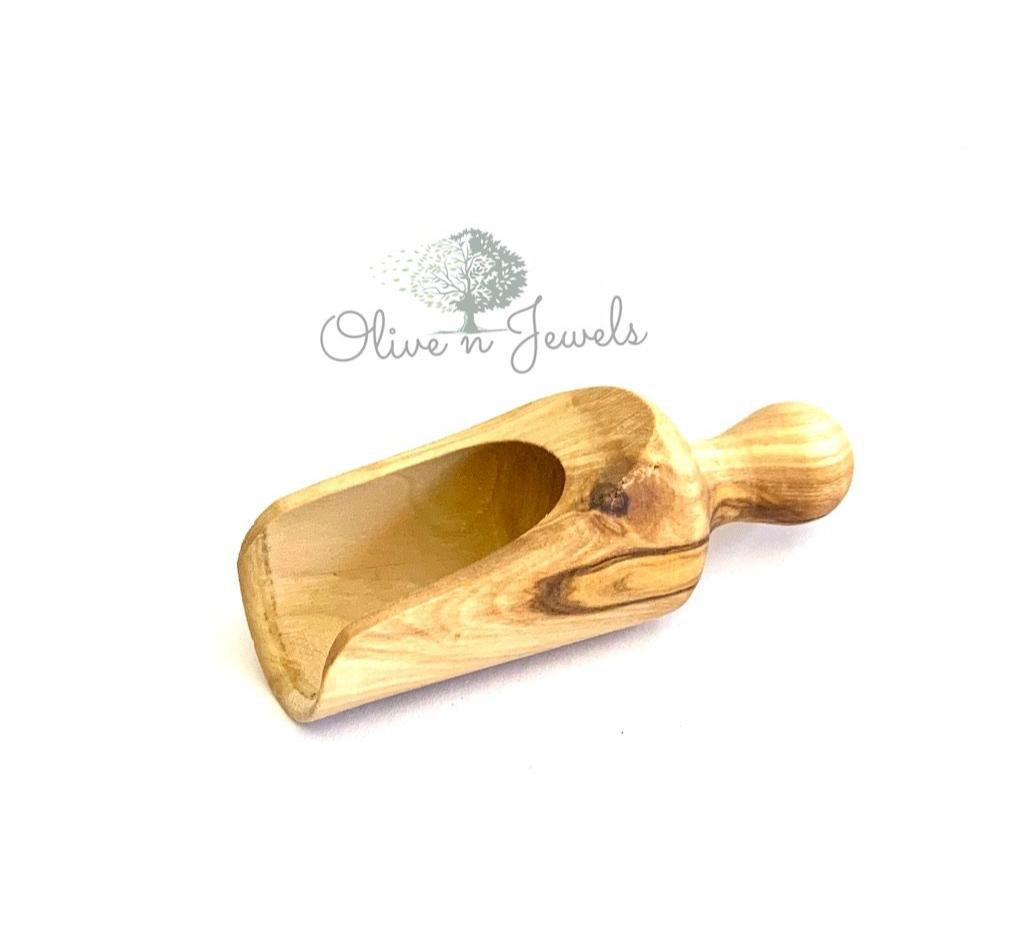 Scoops Olive Wood