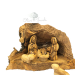 Nativity Set & Holy Family