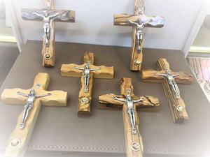 Crucifix With Sample