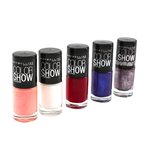 Beauté des mains maybelline color show By Colorama Vernis à ongles