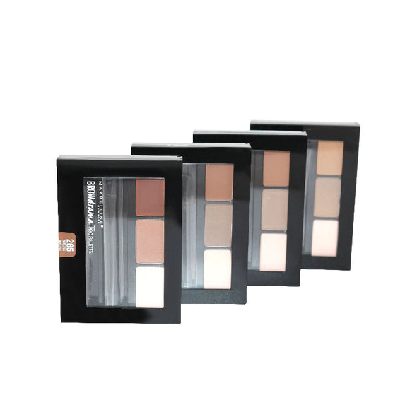 Maquillage Beauté Palette sourcils Brow Drama de Maybelline