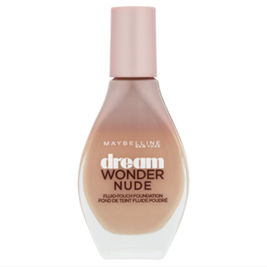 Maquillage Beauté fond de teint fluide Dream Wonder Nude de Maybelline