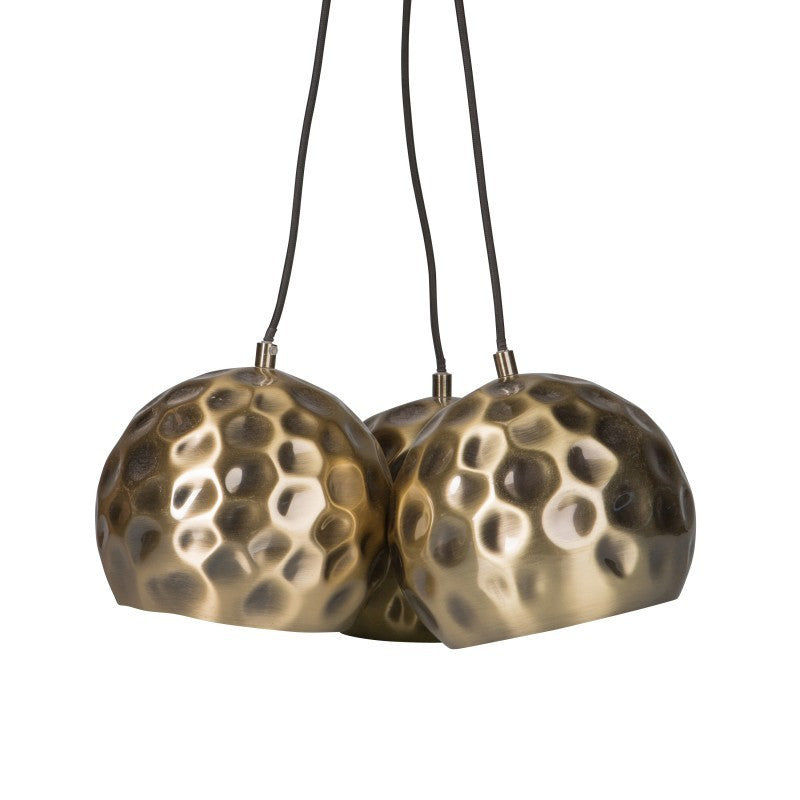 Triple pendant lamp