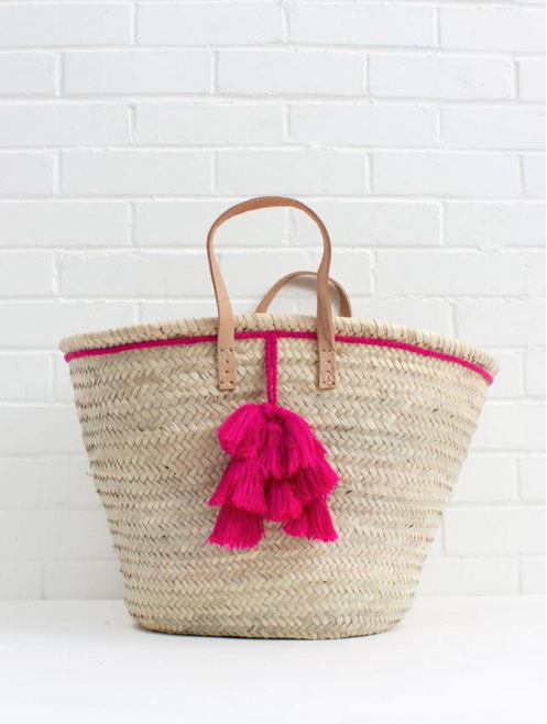 Tassel baskets