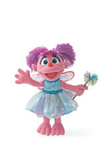 Abby Cadabby Animated Fluttering