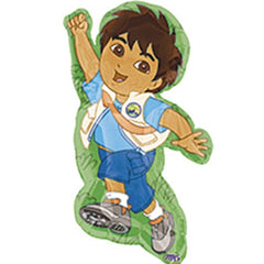 Diego Shape Balloon