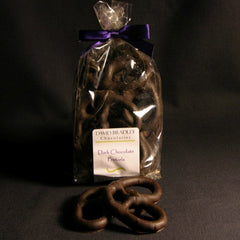 Chocolate Covered Pretzels