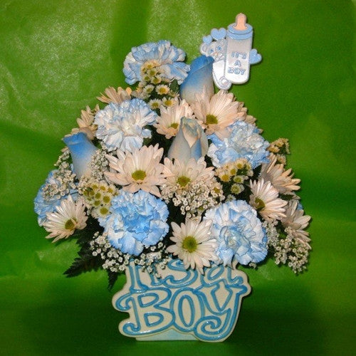 It's a Baby Boy Novelty
