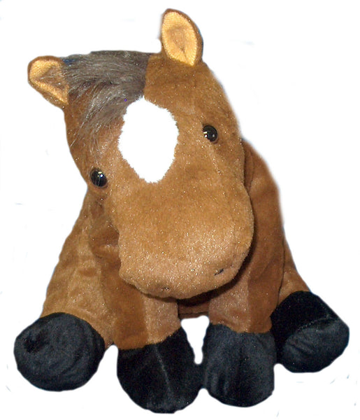Nelly, The Neighing Horse