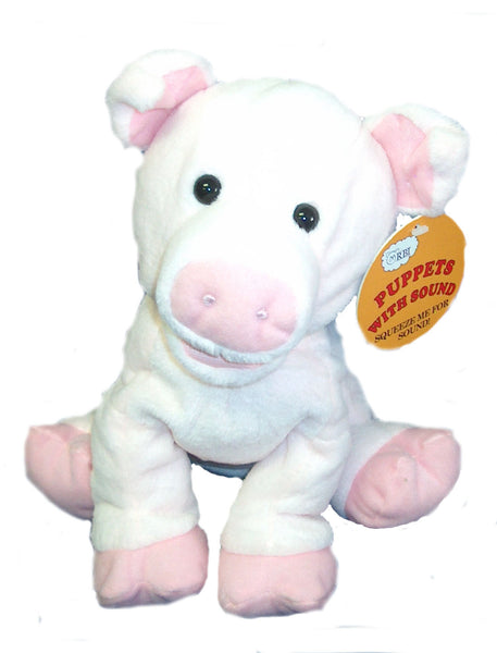 Oinks, The Pig Puppet