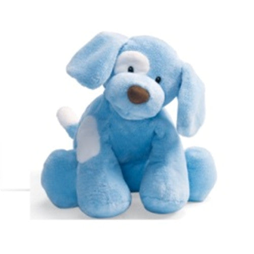 Spunky Blue Dog - Medium
