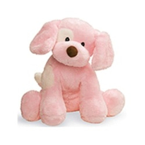 Spunky Pink Dog - Medium