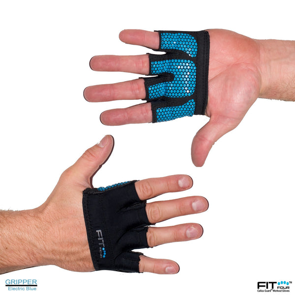 Workout Gloves Size Chart: Fit Four, LLC