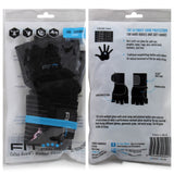 F4X Leather Palm Gloves