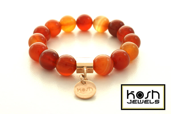 HIYA SIGNATURE BEADED BRACELET