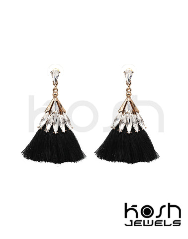ASHLEY TASSEL EARRINGS