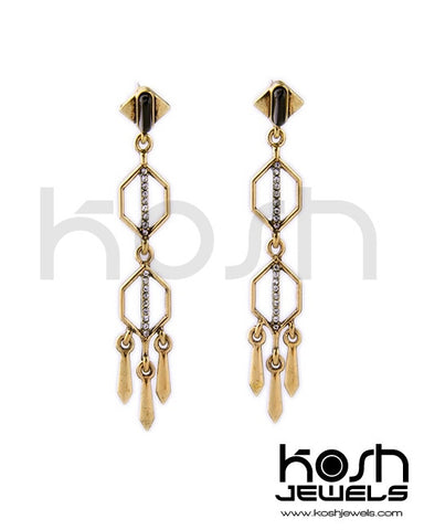 BROOKLYN DROP EARRINGS