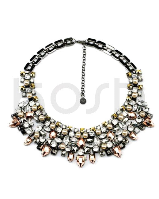 XENIA STATEMENT NECKLACE