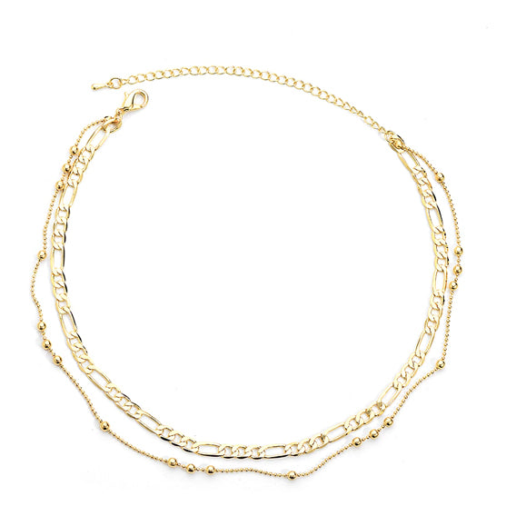 LEILA CHOKER NECKLACE