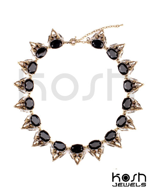 ZION STATEMENT NECKLACE