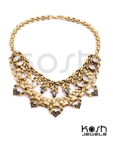 AUTUMN STATEMENT NECKLACE