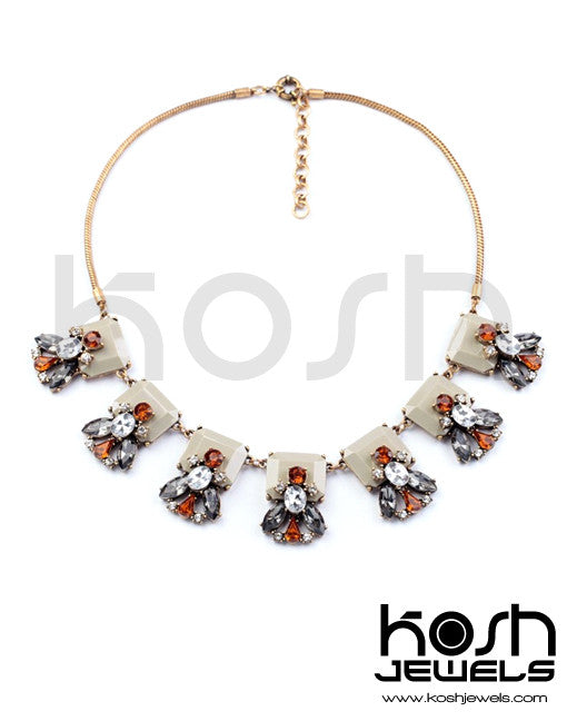 BRANDI STATEMENT NECKLACE