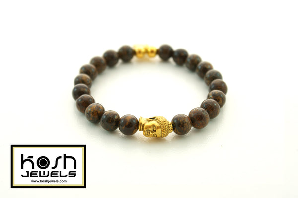 MINI-SIGNATURE BUDDHA BRACELET