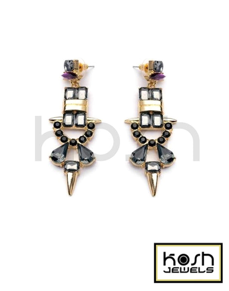 MARILYN DROP EARRINGS