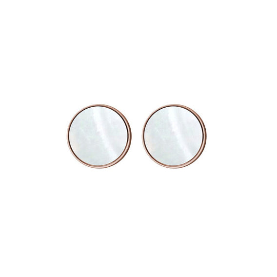 EMPIRE STUDS - MOTHER OF PEARL