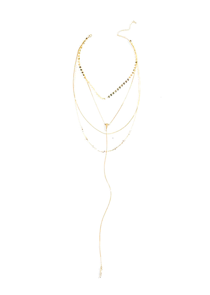HAYDEN LAYERED NECKLACE