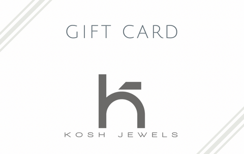 KOSH JEWELS GIFT CARD