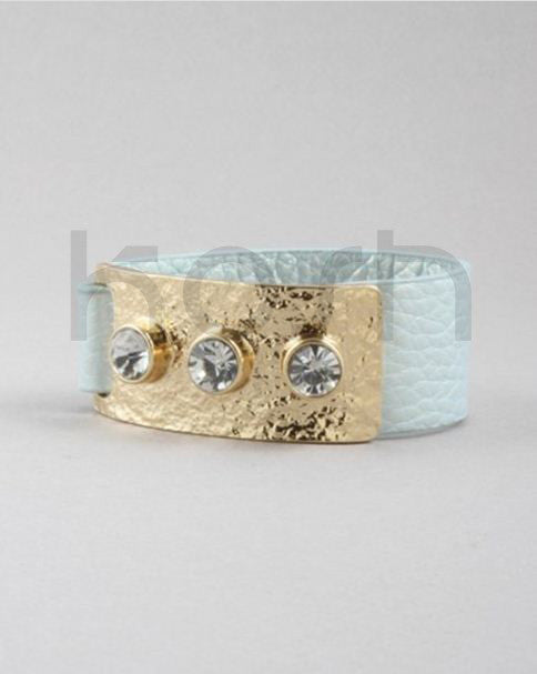 TRIPLE CRYSTAL CUFF