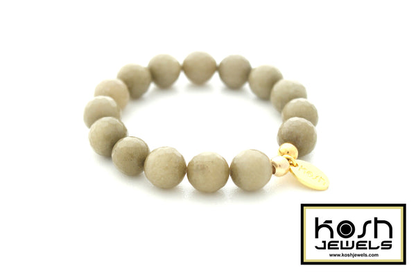 ZAI SIGNATURE BEADED BRACELET