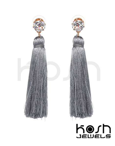 SAMIRA TASSEL EARRINGS
