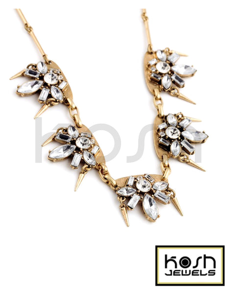 TALIA STATEMENT NECKLACE