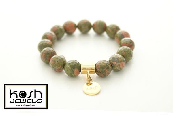 SAKURA SIGNATURE BEADED BRACELET