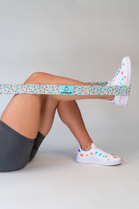 Blue Sprinkles body band