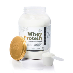 Golden Tree Whey Proteini 100% All-Natural