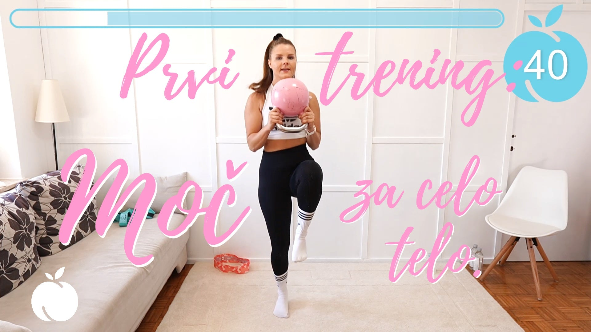 Peach Booty Home Workout 2.0