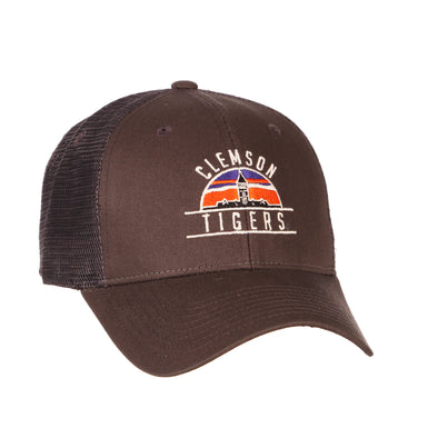 Clemson University Tillman Hall Trucker Hat