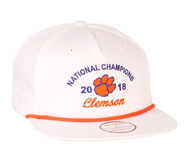 Clemson University Classic 2018 National Championship Hat