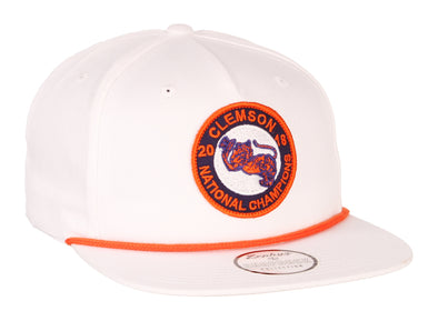 Clemson University Vintage Gentleman's Tiger 2018 National Championship Hat