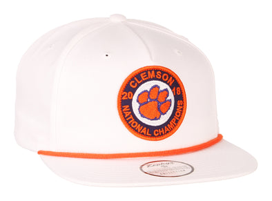 Clemson University Vintage 2018 National Championship Hat