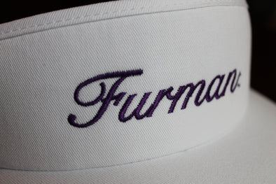 Furman University Script Visor