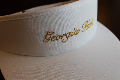 Georgia Tech Visor