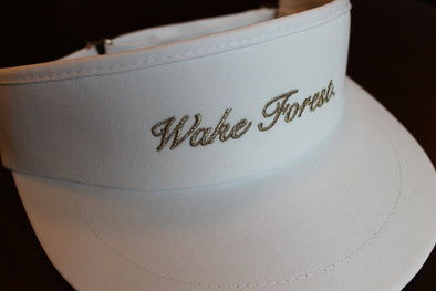 Wake Forest University Visor
